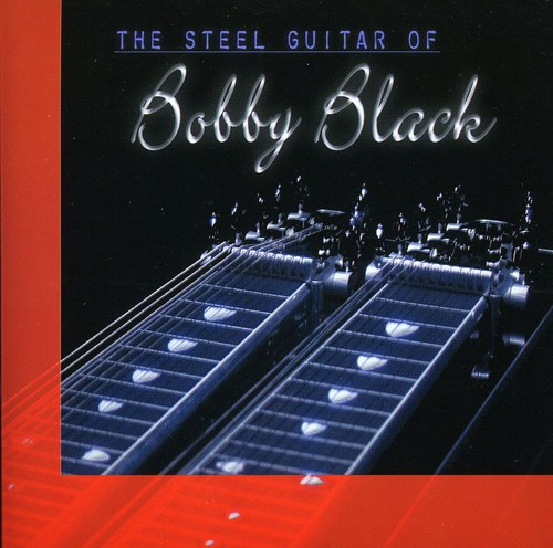 Steel Guitar of Bobby Black