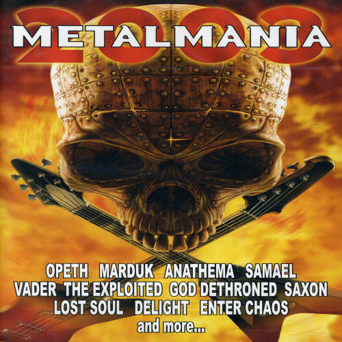 Metal Mania 2003 /  Various [Import]