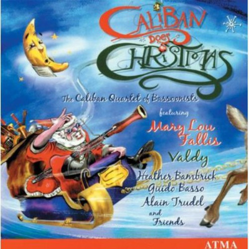 Caliban Bassoon Quartet Does Christmas