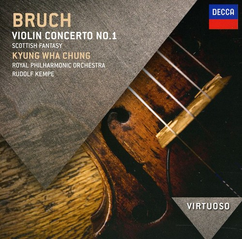 Bruch: Violin Concerto No1 /  Scottish