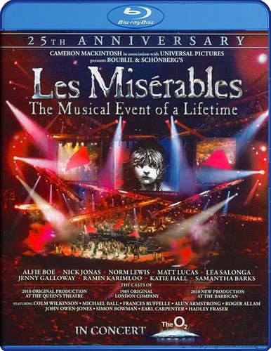 Les Miserables [2010] [Widescreen] [Slipsleeve]