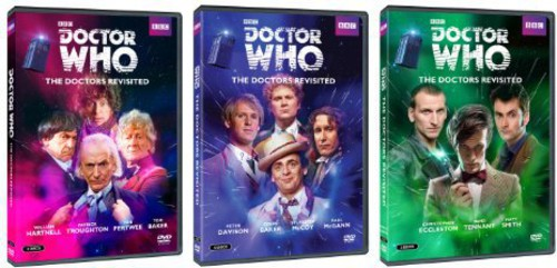 Doctor Who: Doctors Revisited Set