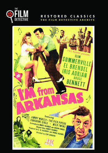 I'm From Arkansas (The Film Detective Restored Version)