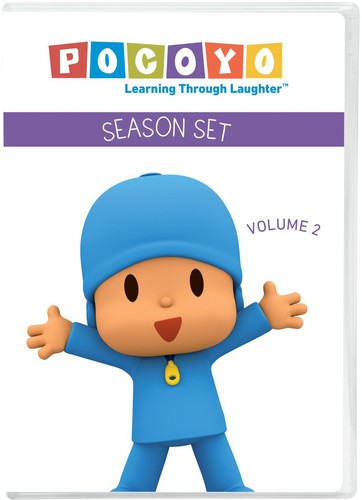 Pocoyo Season Set: Volume 2
