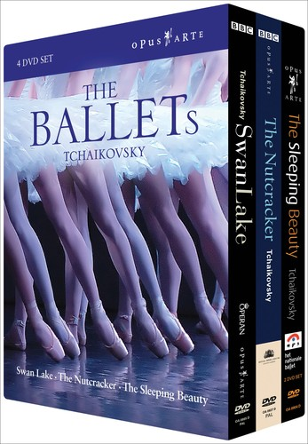 The Ballets Tchaikovsky