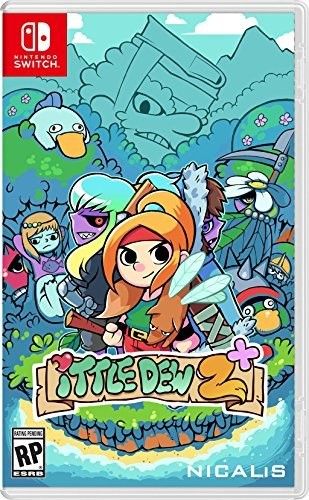 Little Dew 2+ for Nintendo Switch