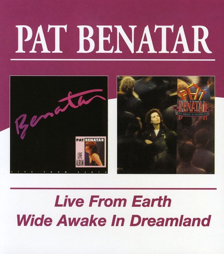 Live from Earth /  Wide Awake in Dreamland [Import]