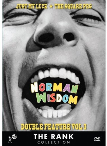 Norman Wisdom, Vol. 3: Just My Luck and The Square Peg