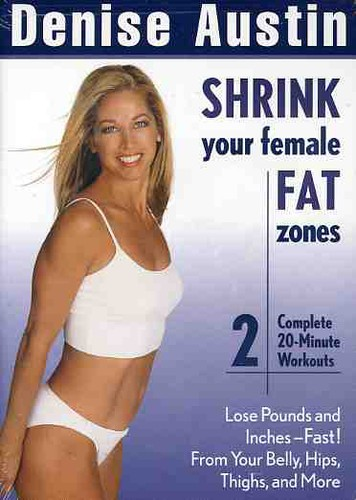 Shrink Your Female Fat Zones