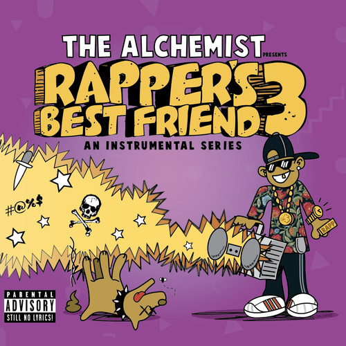 Rapper's Best Friend 3