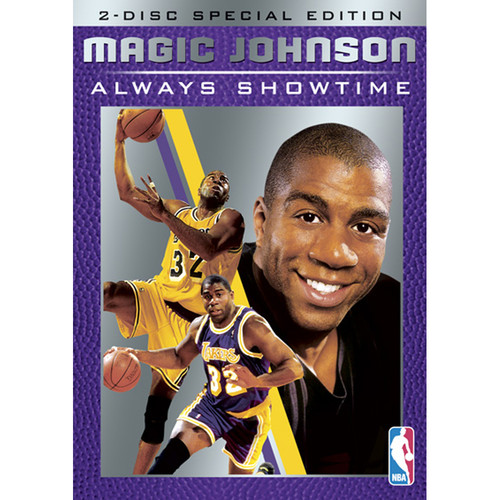 Nba Magic Johnson: Always Showtime