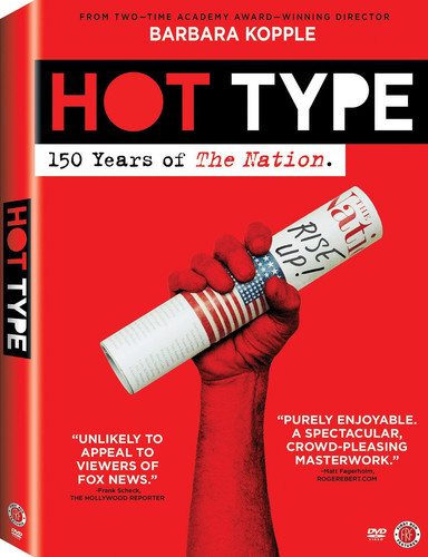 Hot Type: 150 Years Of The Nation