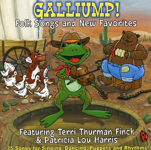 Galliump! Folk Songs & New Favorites