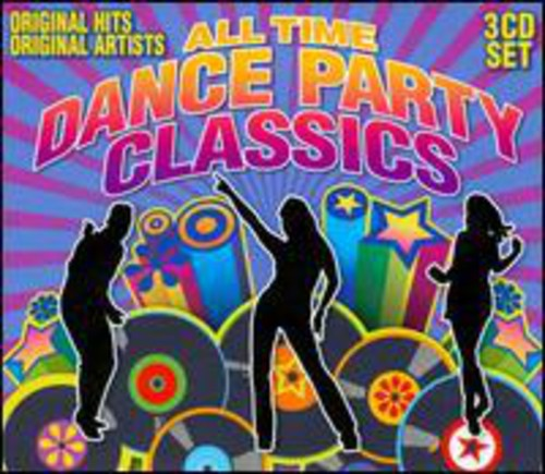 All Time Dance Party Classics [Box Set]