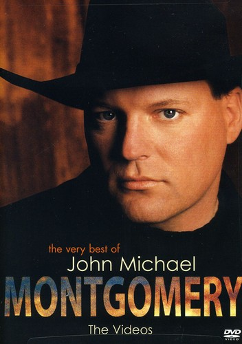 Very Best of John Michael Montgomery: The Videos
