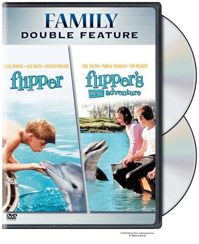Flipper/ Flippers New Adventure [2 Discs] [Double Feature] [Double-Side Disc]
