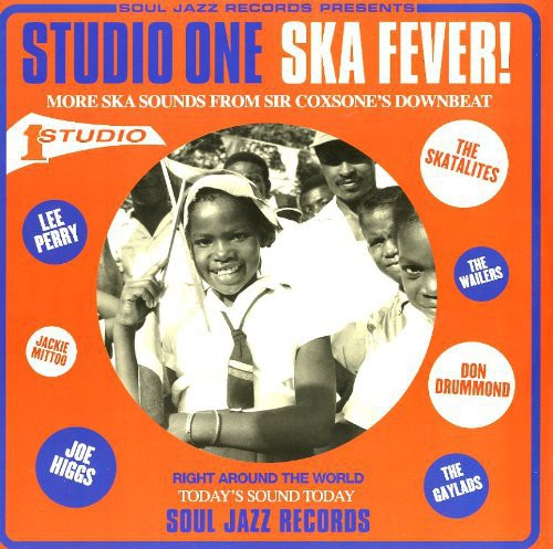 Studio One Ska Fever: More Ska Sounds /  Various