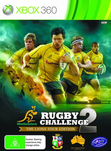 Rugby Challenge 2 - The Lions Tour Edition for Xbox 360