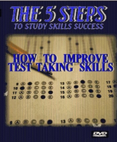 5 Steps - How to Improve Test Taking Skills