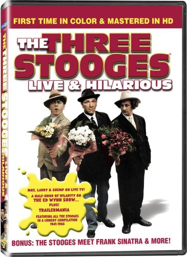 Three Stooges: Live and Hilarious [TV Show]