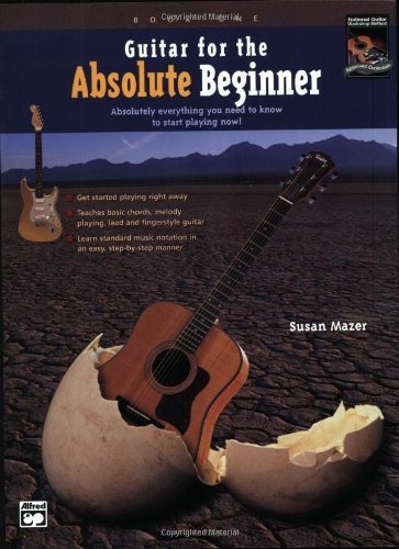 Guitar For The Absolute Beginner, Vol. 1 [Instructional] [W Book]