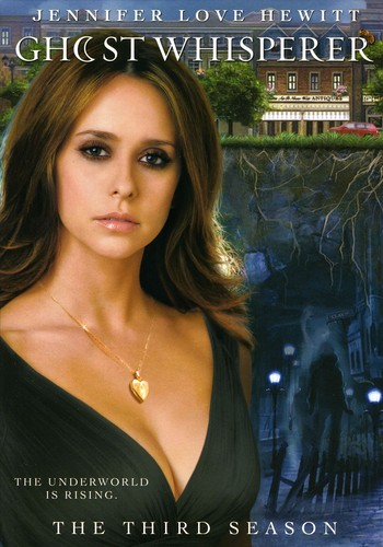 Ghost Whisperer: The Third Season [WS] [5 Discs] [Slim Pack] [Slipcase] [Sensormatic]