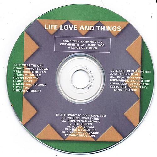 Life Love & Things