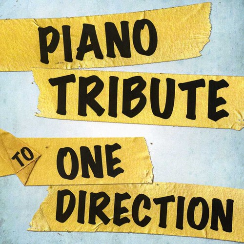 Piano Tribute to One Direction /  Various
