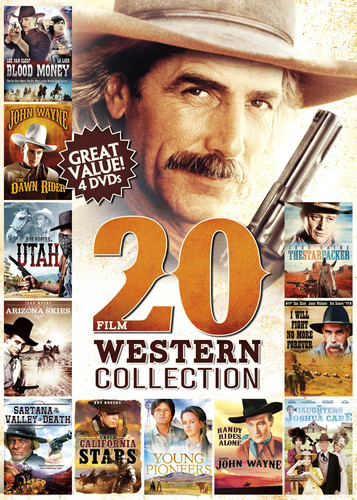 20-Film Western Collection 3