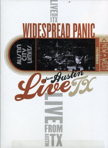Live From Austin, Tx [Digipak]