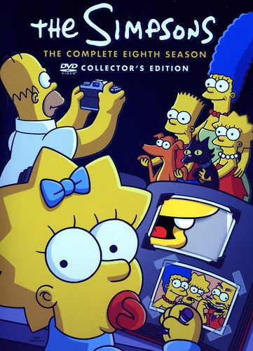 The Simpsons: The Complete Eighth Season