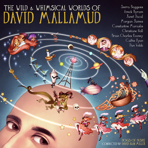 Wild & Whimsical Worlds Of David Mallamud /  Var