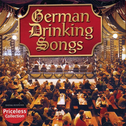 German Drinking Songs /  Various
