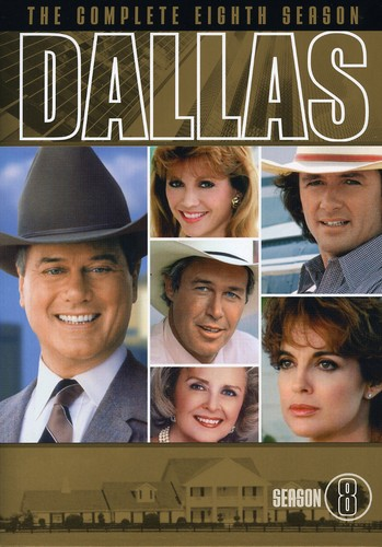 Dallas: The Complete Eighth Season