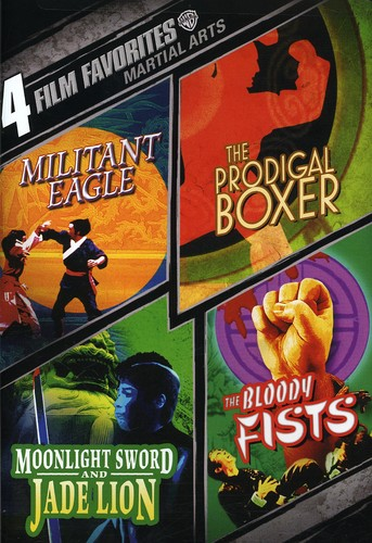 4 Film Favorites: Martial Arts