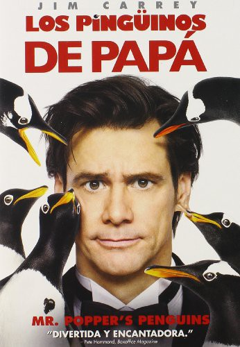 Mr Popper Penguins (Spanish)