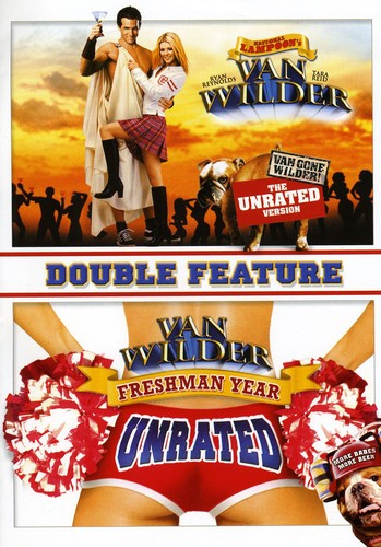 Van Wilder 2 Pack [Widescreen] [Unrated] [Slim Pack] [Slipcase]