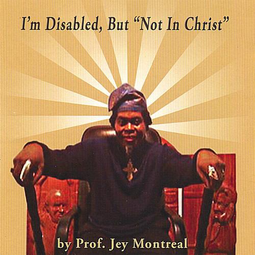 I'm Disabled But Not in Christ