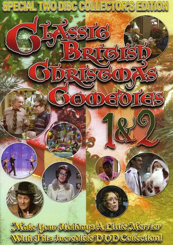 Classic British Christmas Comedies, Vol. 1 and 2