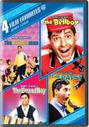 4 Film Favorites: Jerry Lewis , Jerry Lewis