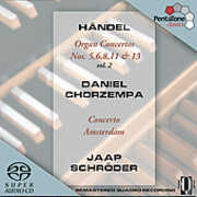 Organ Concertos 2 , Daniel Chorzempa