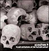 Blood Operatives Of The Barium Sunset [Limited Edition] , Alvarius B.
