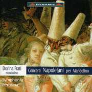 Mandolin Concertos , Dorina Frati