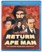 Return of the Ape Man , Bela Lugosi