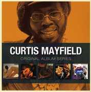 Original Album Series , Curtis Mayfield