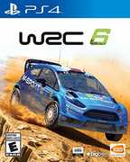 WRC 6: World Rally Championship for PlayStation 4