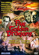 Five Golden Dragons , Bob Cummings