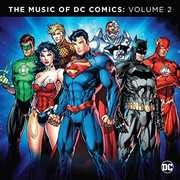 The Music Of DC Comics, Vol. 2 , Various Artists