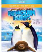 Adventures of the Penguin King , Tim Allen