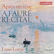 A Faure Recital, Vol. 1